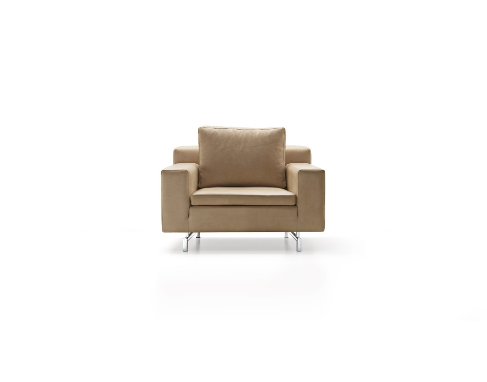 Norman Leather Armchair