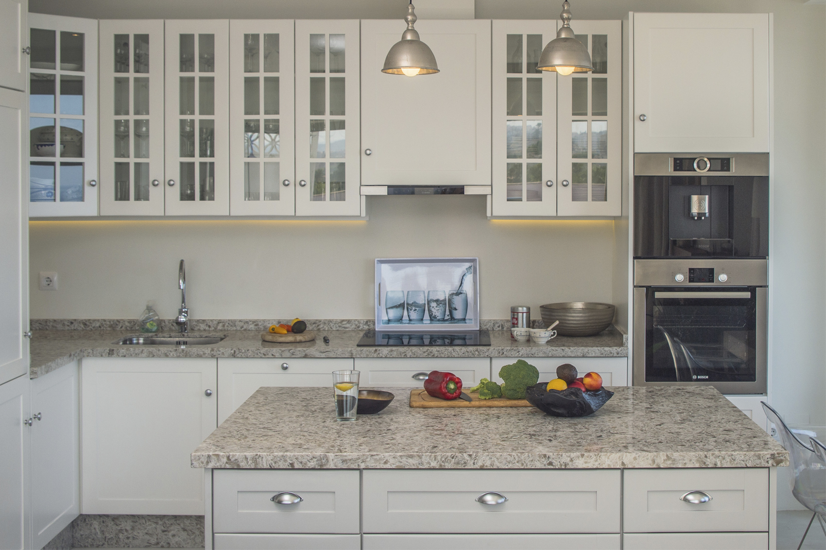 Kitchen in Caleta - Shane Williams Lifestyle