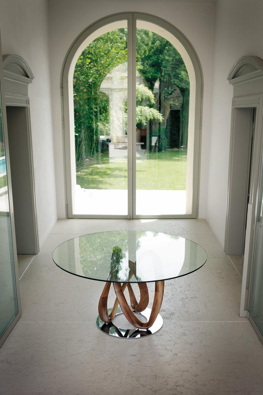 Round Dining Table - Porada